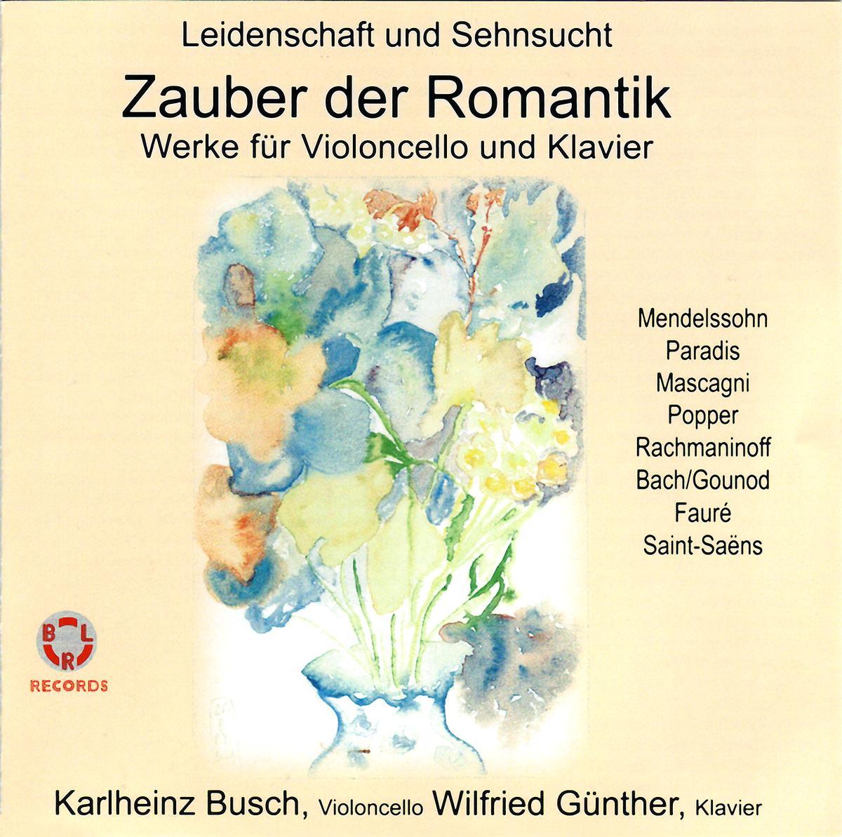 Zauber der Romantik, Cello und Klavier
