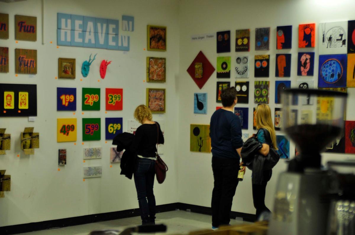 Kunstmarketing der besonderen ART!