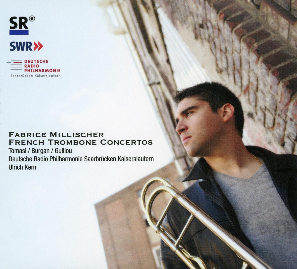 French Trombone Concertos