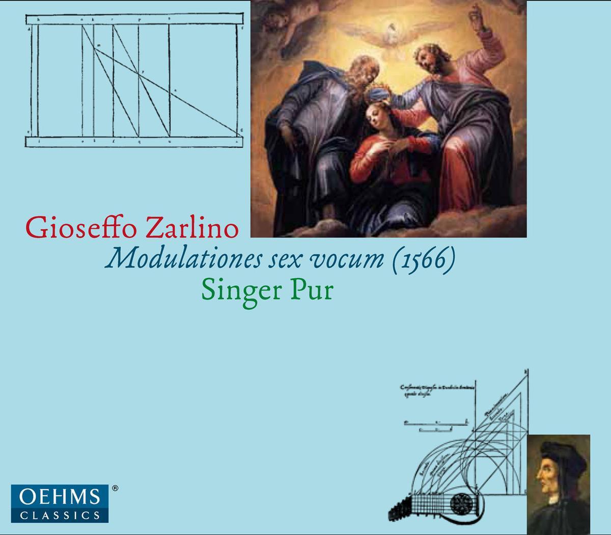 Gioseffo Zarlino, Modulationes