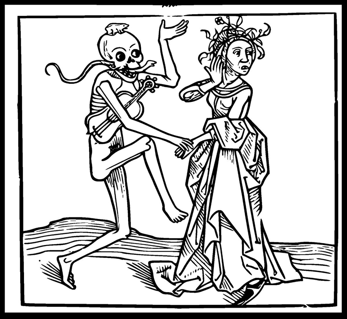 Totentanz in Bild, Wort und Klang