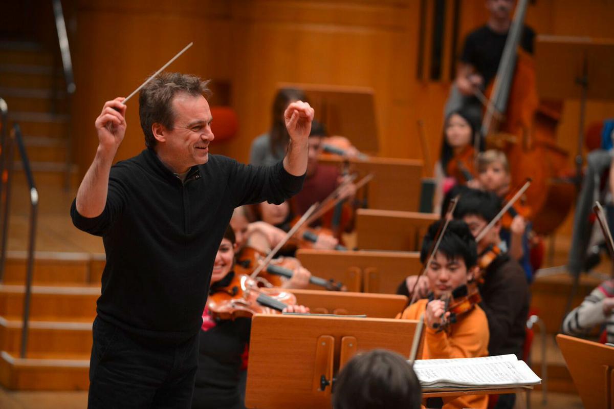 Die Junge Deutsche Philharmonie kommt nach Bamberg