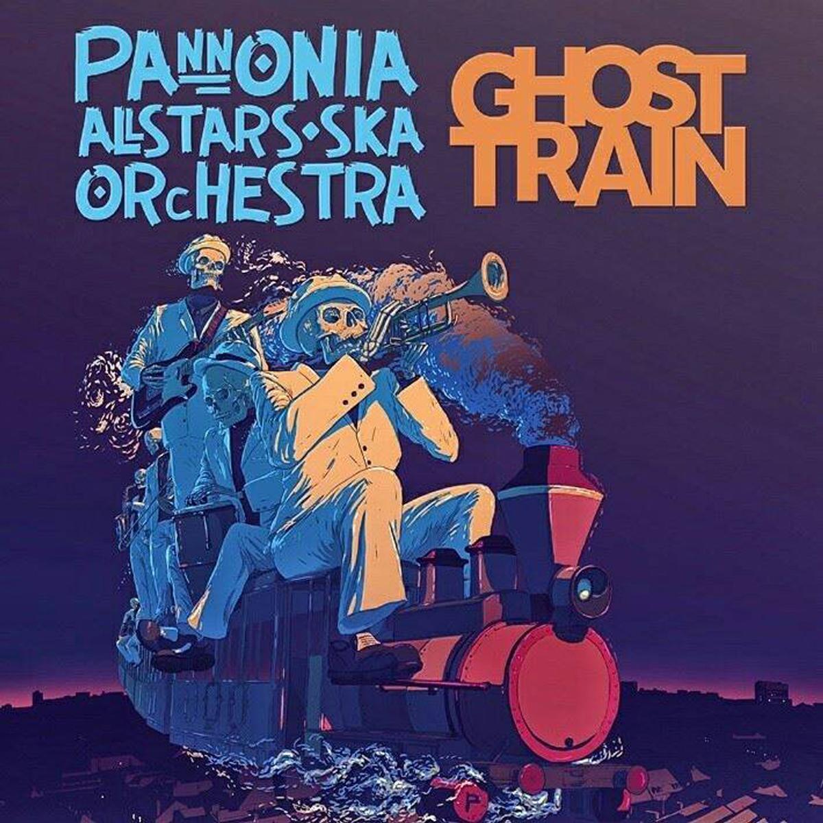 Pannonia Allstars Ska Orchestra - Ghost Town