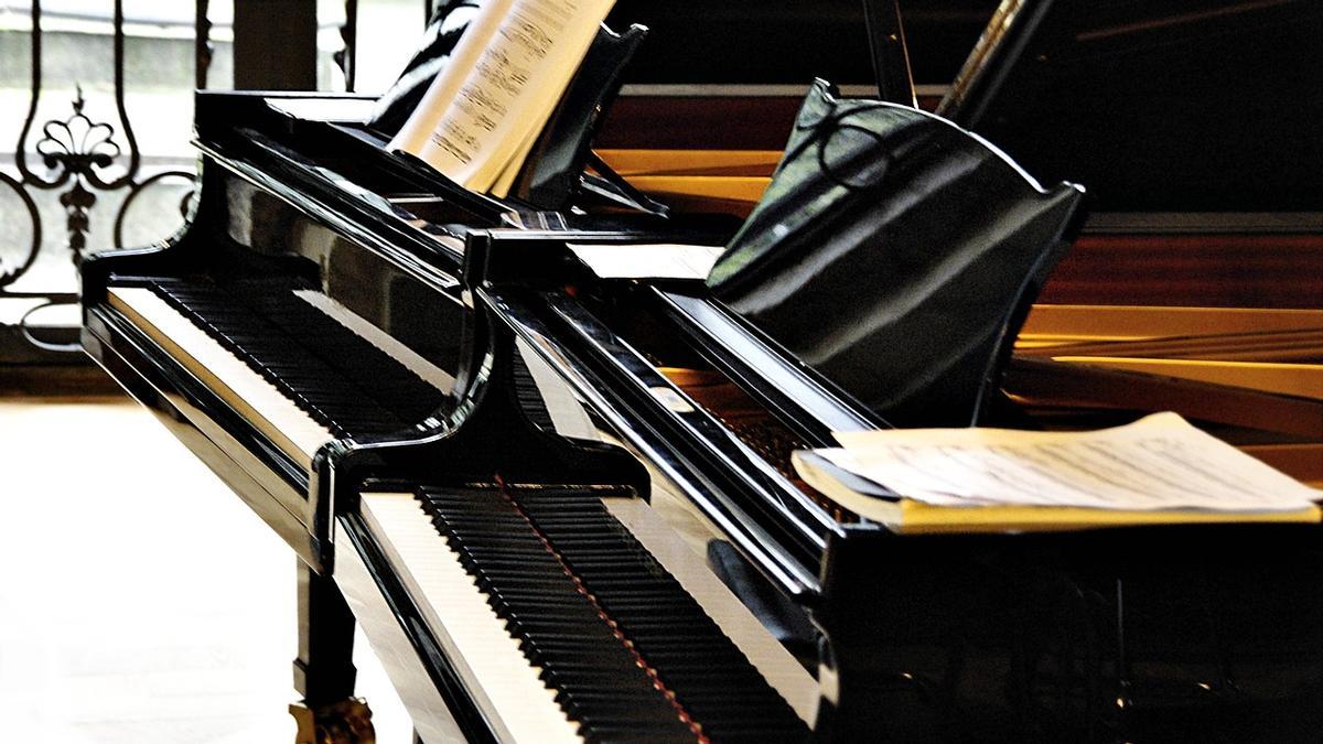 Klaviermusik und Literatur