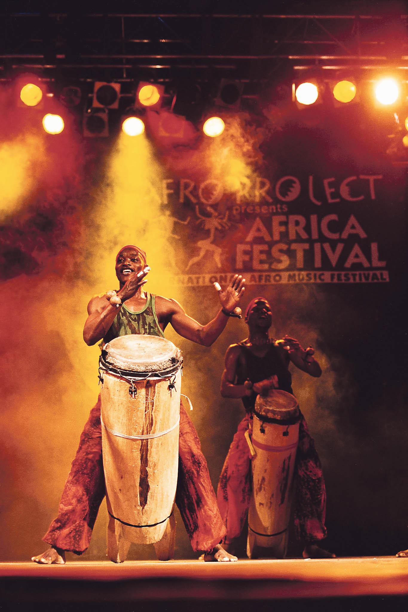 25. Africa Festival Würzburg
