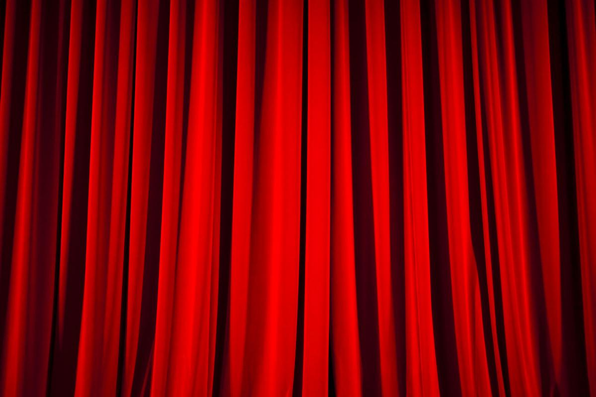Stage with red curtains png clipart image graphics pinterest - Pin Red Curtain Backgrounds Theatre Stage Illustration In