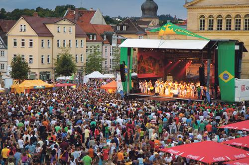 22. Internat. Samba-Festival Coburg