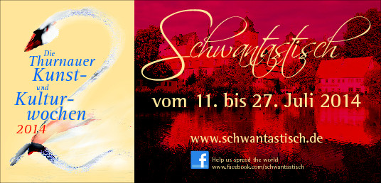 """Schwantastisch!"" in Thurnau"