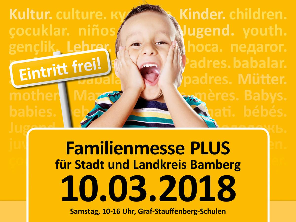 Familienmesse PLUS 2018 in Bamberg