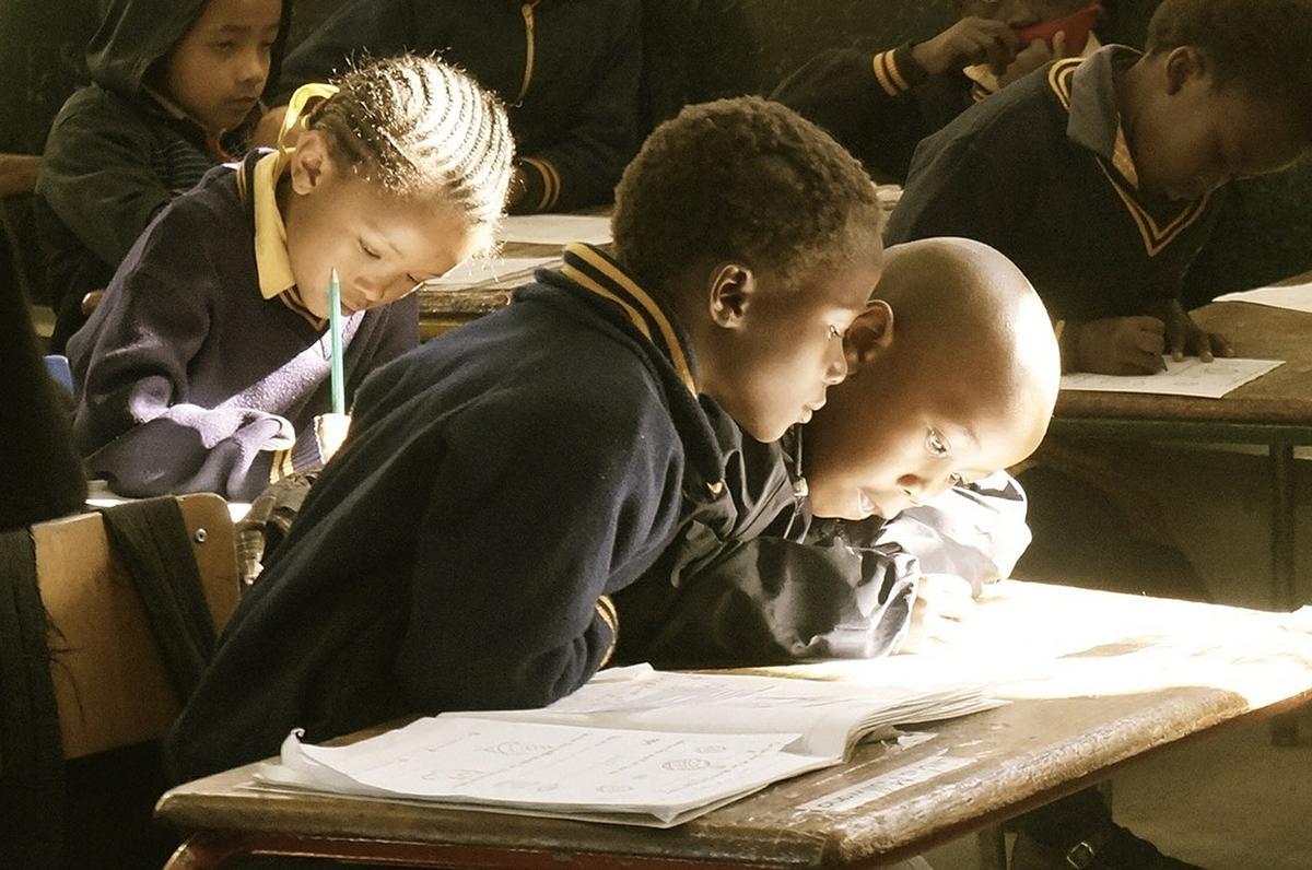Gedankliche Reise nach Afrika