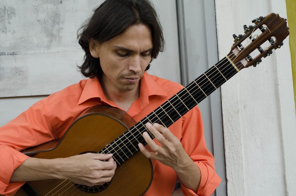 Mit der Gitarre durch die Jahrhunderte