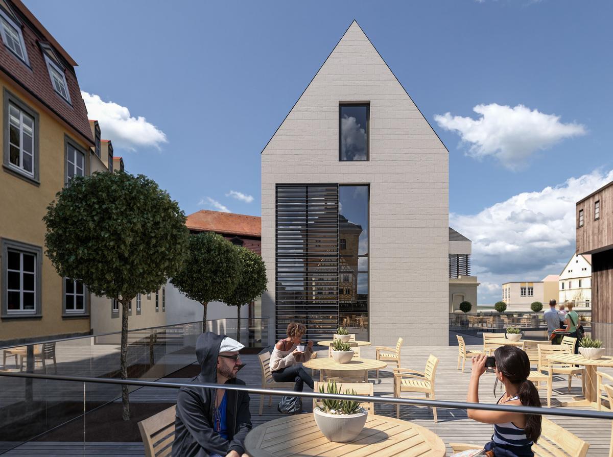 Welterbe-Besucherzentrum Bamberg nimmt weiter Form an