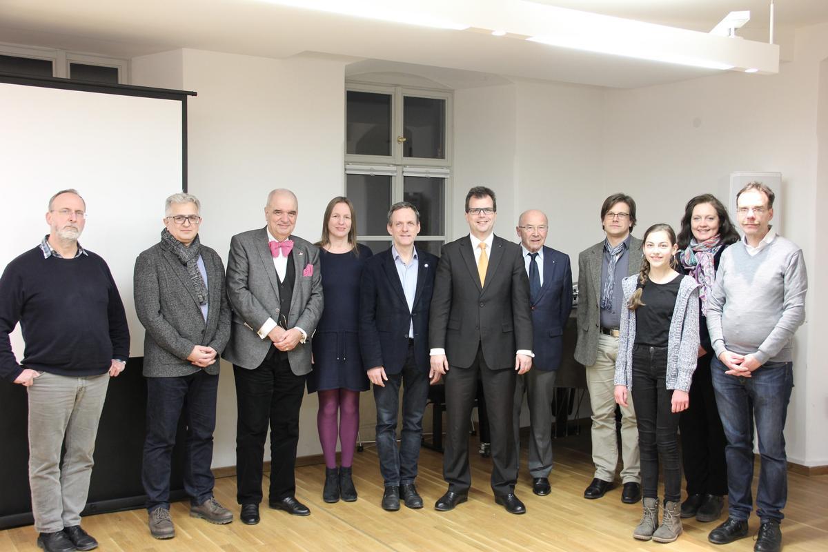 Kuratorium Musikschule tritt erstmals zusammen