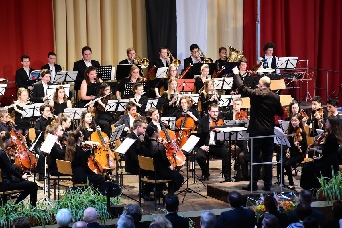 Junge Orchesterklänge