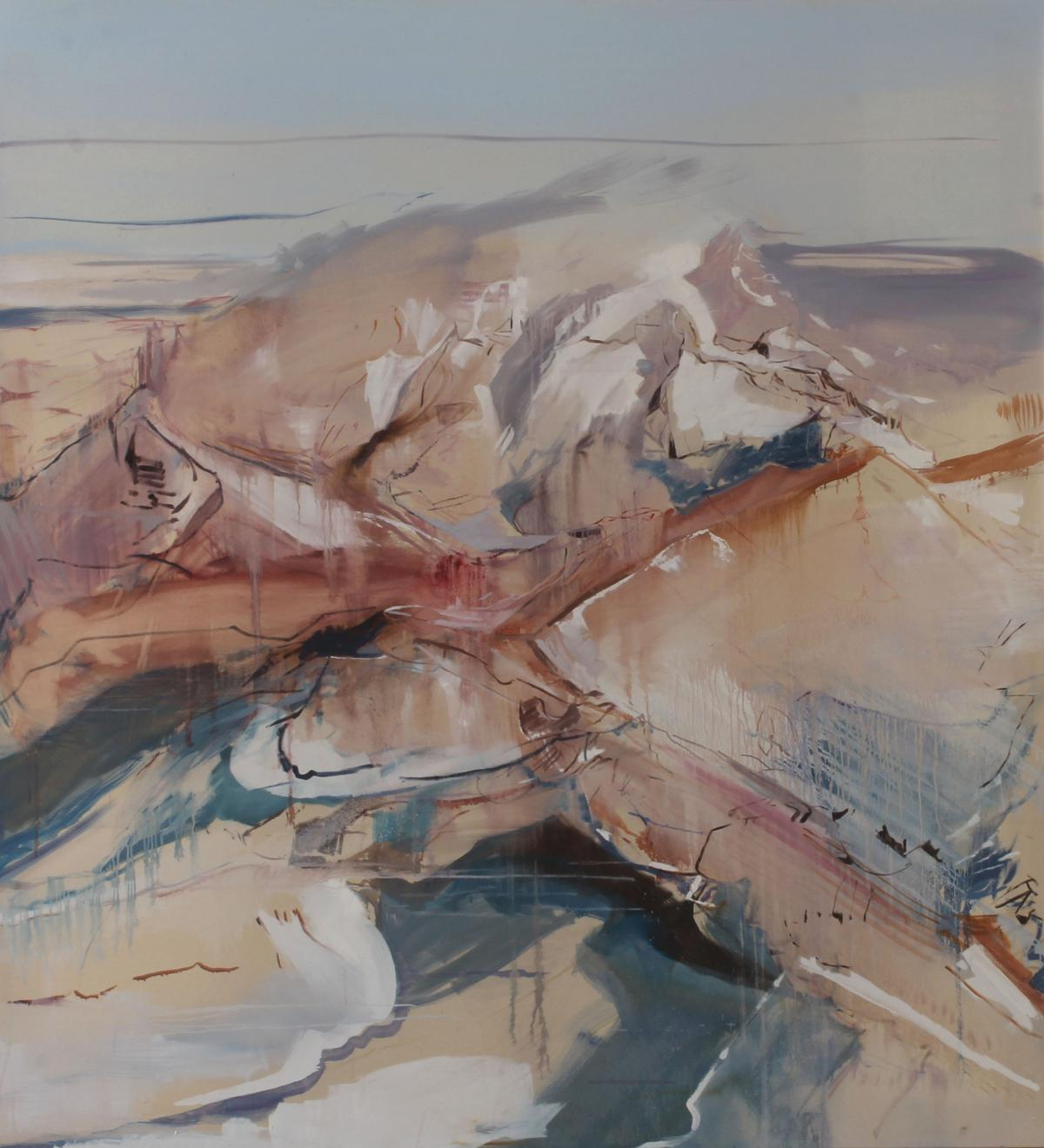 Jaime Gajardo Landschaft