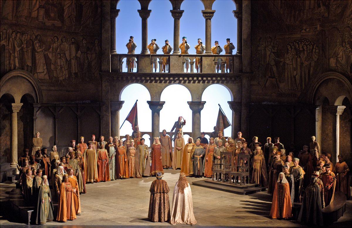 Italienische Oper ganz groß