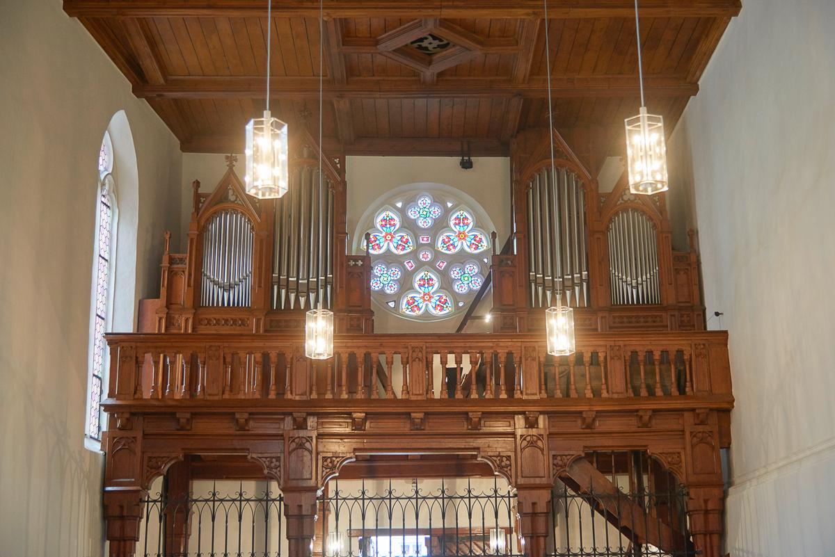 Start der Orgelkonzertreihe in St. Elisabeth