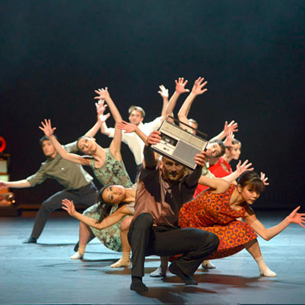 Zwischen Spitze und Breakdance