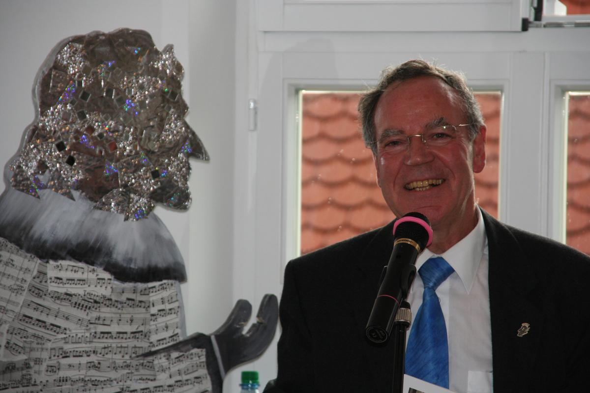 Bernhard Schemmel erhält Kulturpreis