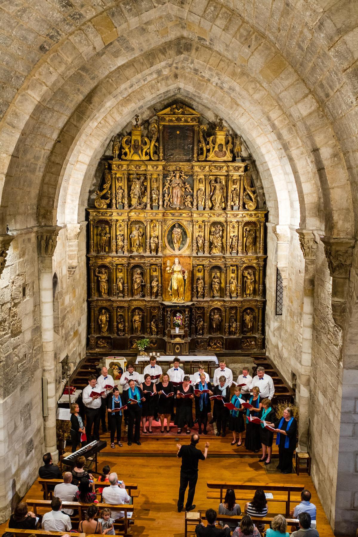 Bach zum Wohle  des Windsbacher Knabenchors