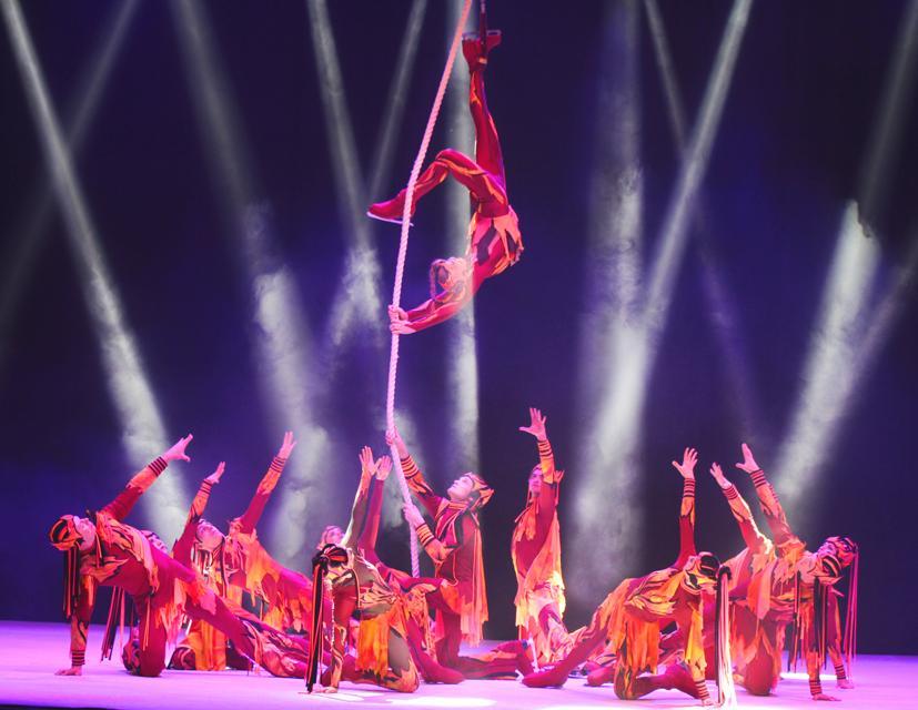 "Circus on Ice – ""Triumph"""
