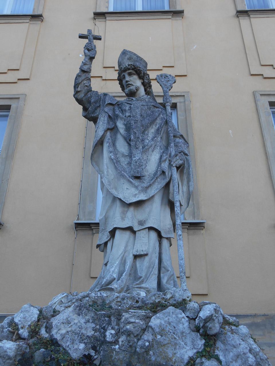 Bischof, Klostergründer und Missionar