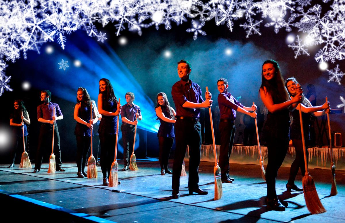 Danceperados of Ireland - Spirit of Irish Christmas