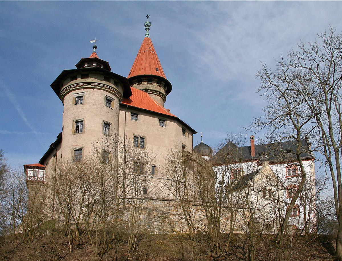 Faszination und Mythos Burg
