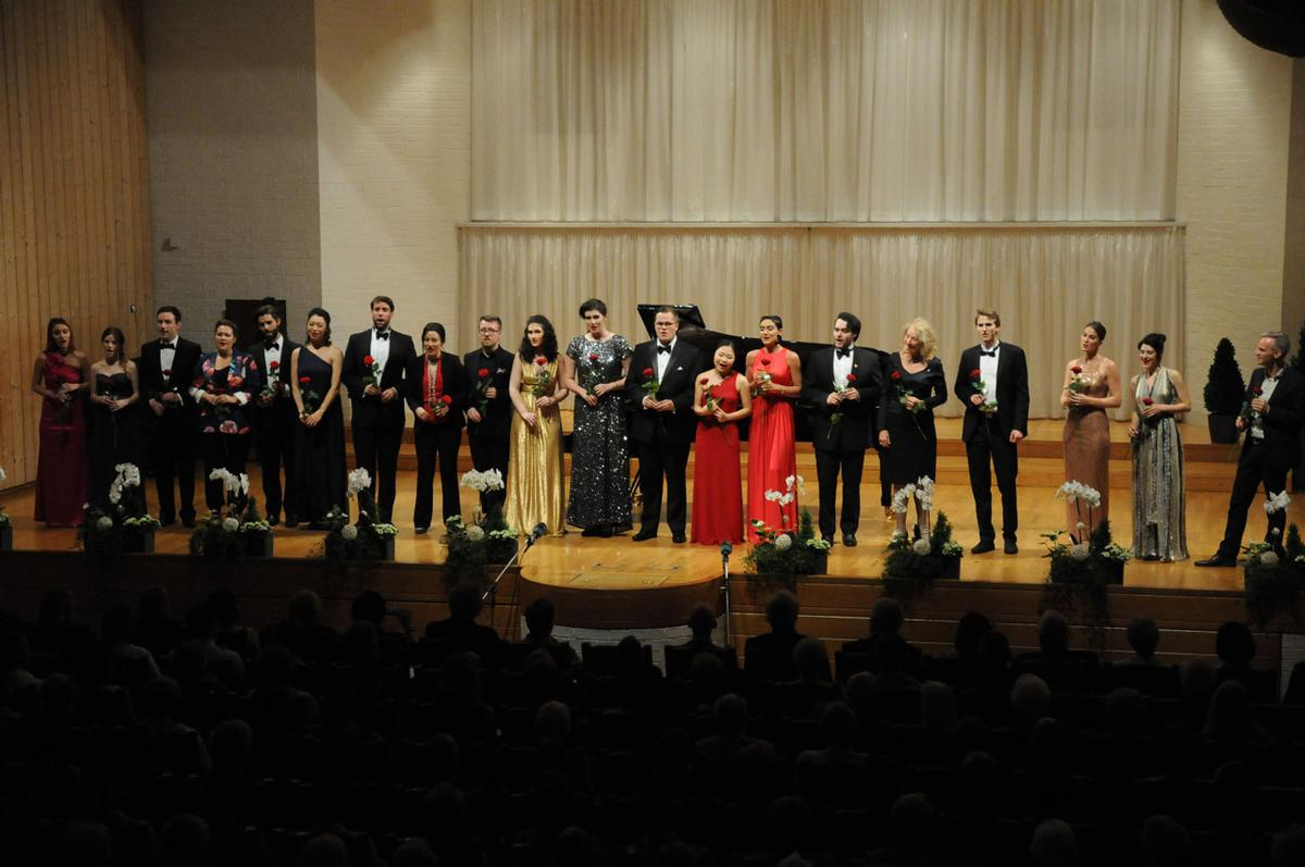 8. Internationale Meister­singerakademie