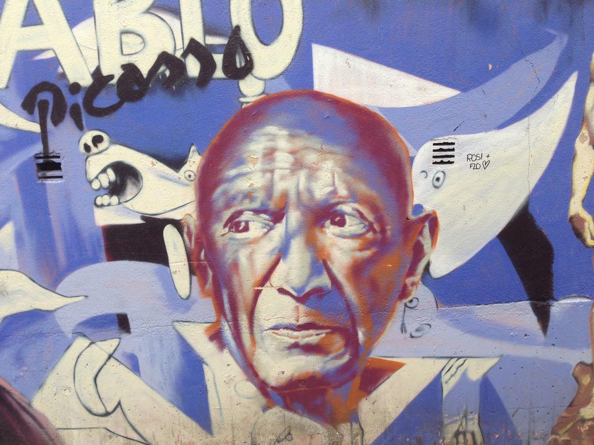 Wandkunst wider die Betontristesse oder Sachbeschädigung?