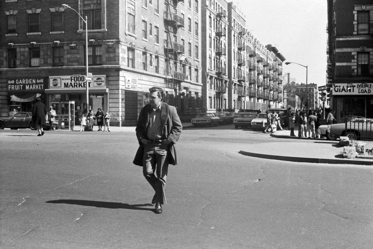 Jürgen Becker - New York 1972