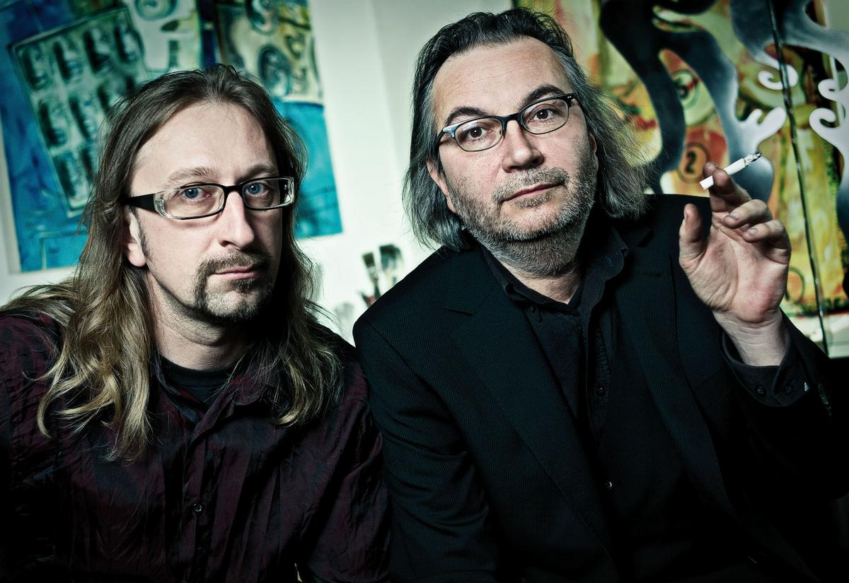 Nürnberger Brothers in Art