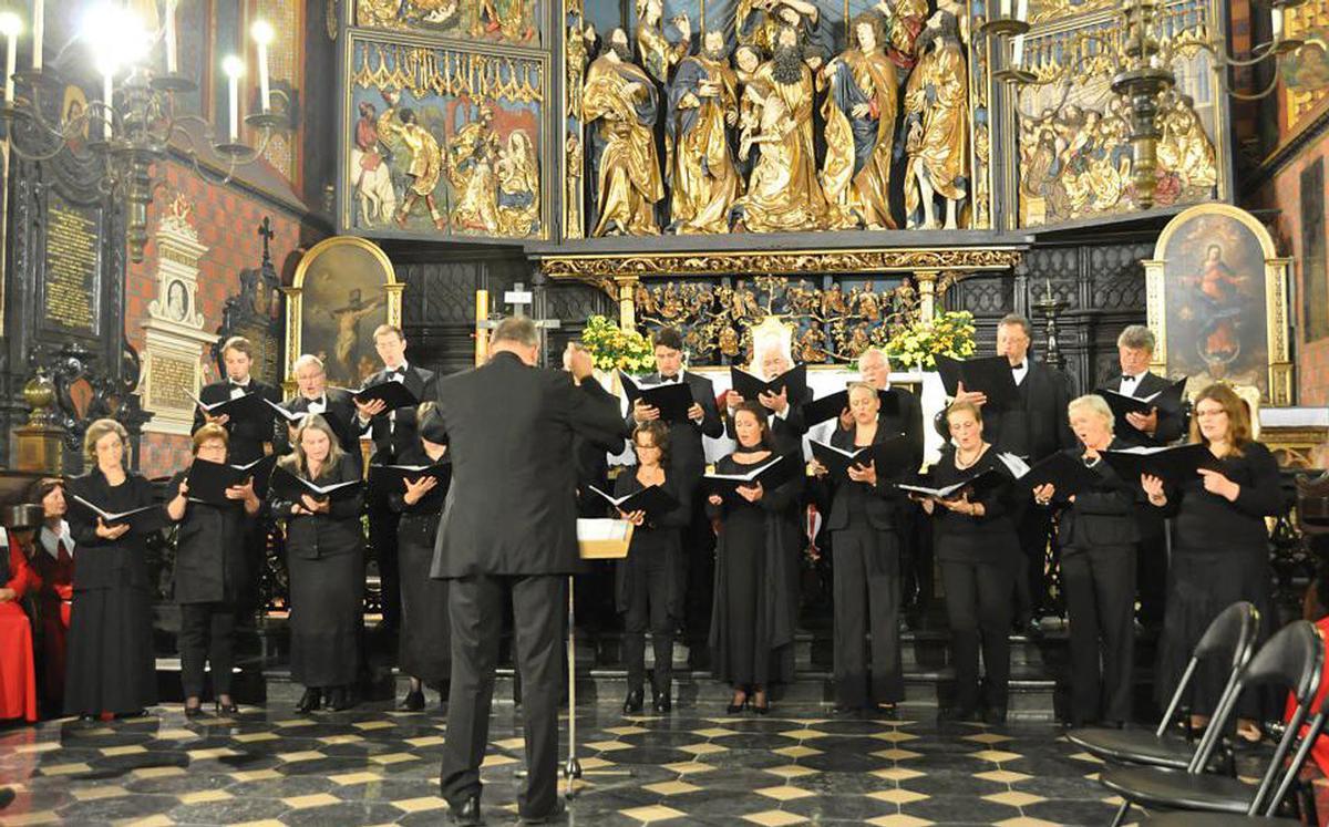 40 Jahre Litzendorfer Kerzenlichtkonzerte