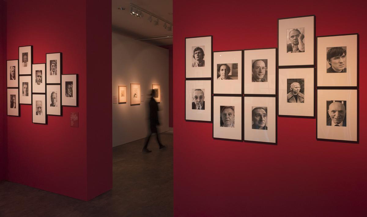 Von Kirchner bis Baselitz. Ein Jahrhunderterbe