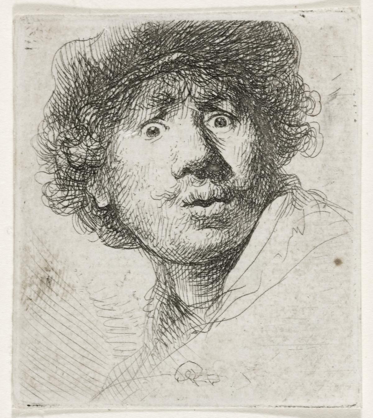 Rembrandts druckgraphisches Werk