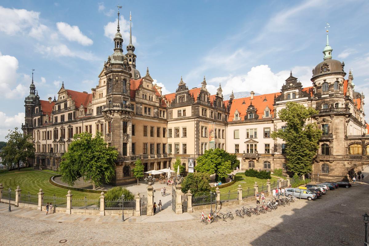 Auf den kostbaren Spuren der sächsischen Kurfürsten