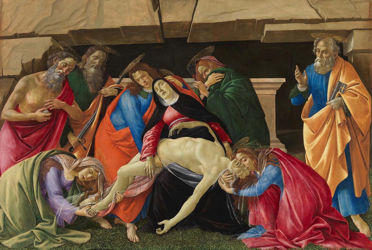 Florenz und seine Maler – Von Giotto bis Leonardo da Vinci