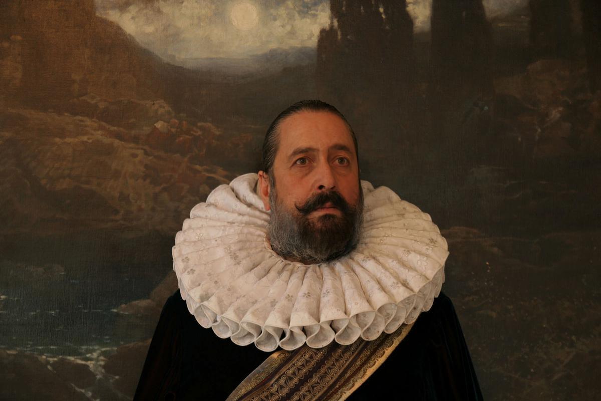 """""""Ich, Casimir, Herzog von Sachsen-Coburg"""""""