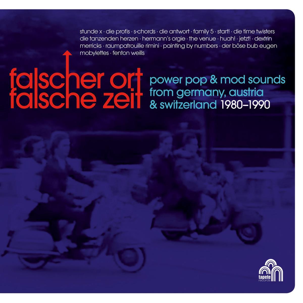 Various Artists - Falscher Ort Falsche Zeit