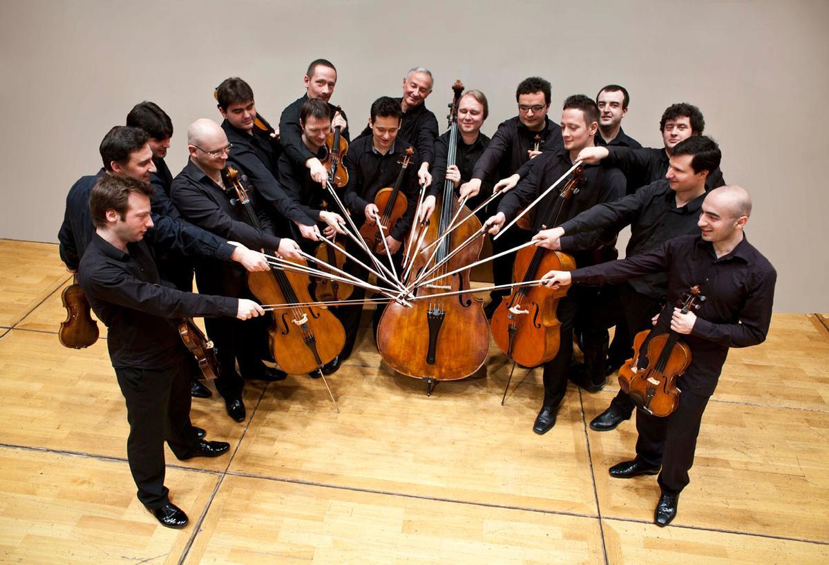 Festkonzert L`Orchestra I Sedici
