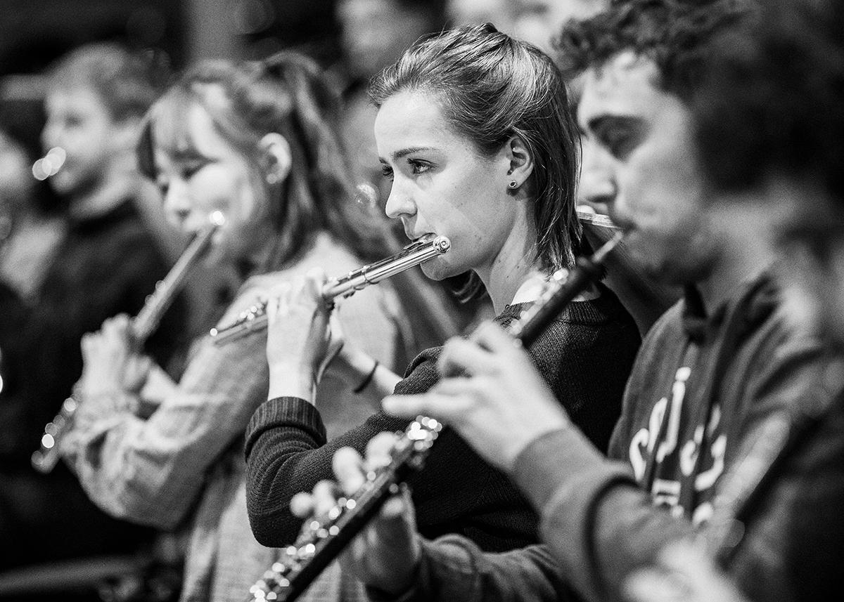 Trompetenschall, Orgelklang und Jazz-Night