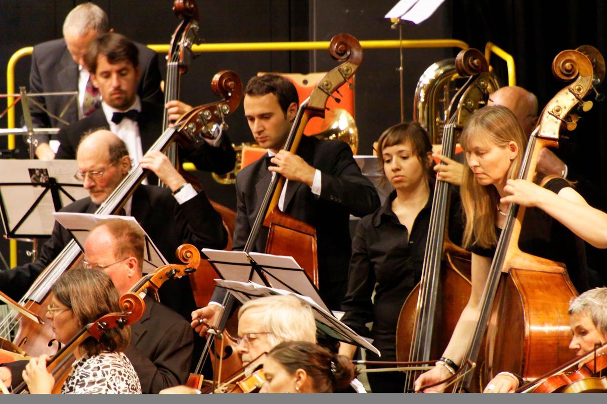 Dvoráks Stabat Mater und Musik von Mendelssohn