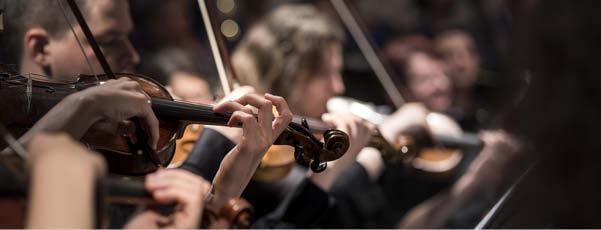 Hymnische Klänge, Winterzauber und symphonische Erzählungen