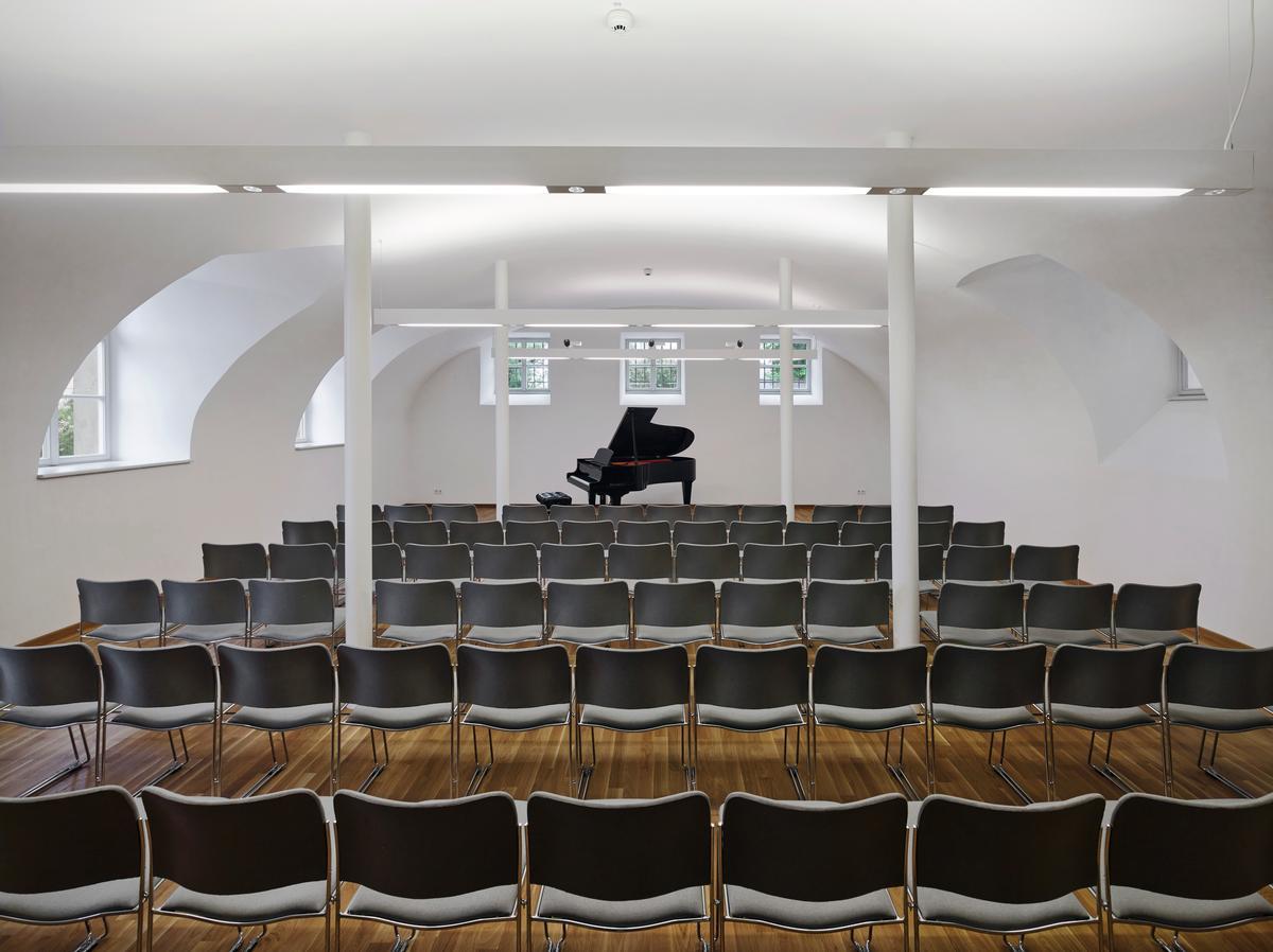 Konzerte im Dientzenhofer-Saal