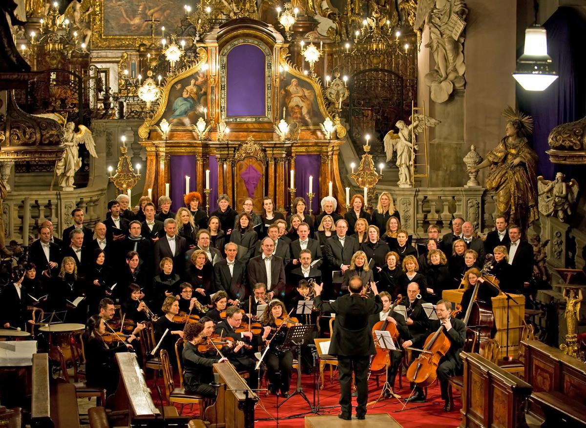 Mozart meets Telemann meets Bach meets Reger meets….