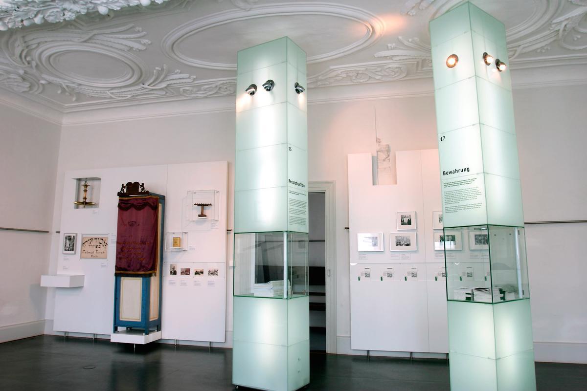 Jüdisches Museum Franken in Fürth schließt vorübergehend seine Pforten